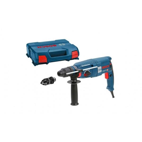 BOSCH GBH 2-25F TRAPANO MARTELLO PERFORATORE 790W 2,5J SDS-PLUS BLUE EDITION