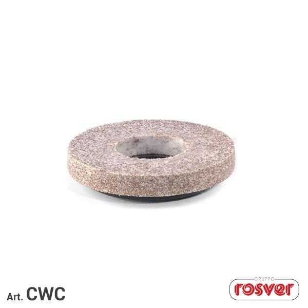 ROSVER CWC DISCO DISCHI COMPRESSI IN NON TESSUTO PER FINITURA INOX Ø115 FORO 22