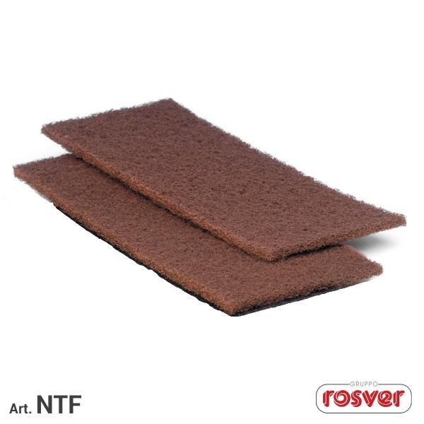 ROSVER NTF FOGLI IN NON TESSUTO 115x280 mm PER SATINARE LEVIGARE LEGNO METALLI