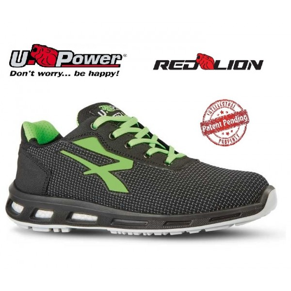 UPOWER RED LION STRONG S3 SRC SCARPE ANTINFORTUNISTICHE DA LAVORO RL20356