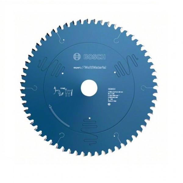 BOSCH 2608642529 LAMA DISCO TRONCATRICI MULTI MATERIAL D 305 mm X 2,4/1,8X30 z96