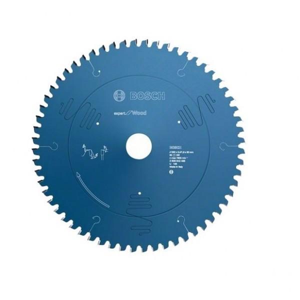 BOSCH 2608642531 LAMA DISCO X TRONCATRICI EXPERTFORWOOD D305mmX2,4/1,8X30mm Z72