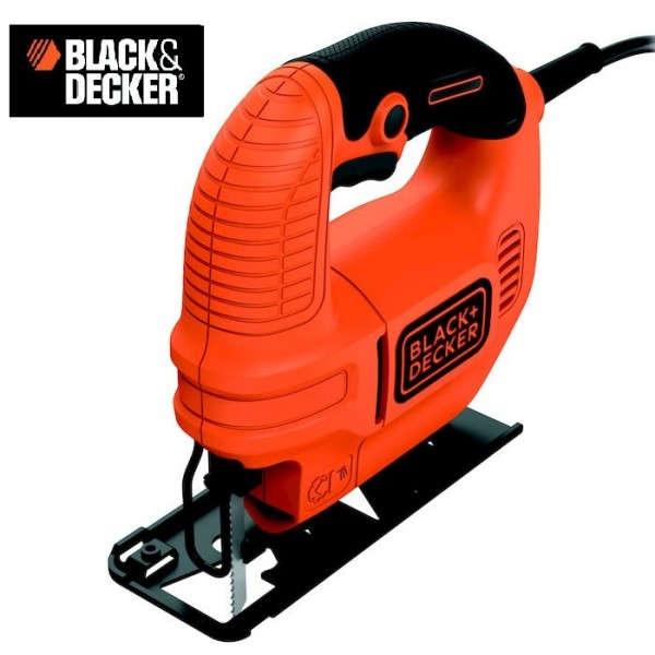 SEGHETTO ALTERNATIVO COMPATTO 400W BLACK & DECKER KS501-QS