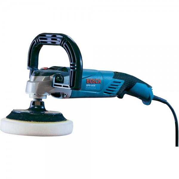 BOSCH GPO 14CE LUCIDATRICE LEVIGATRICE PROFESSIONALE POLISSAGE PULIDO POLISHING