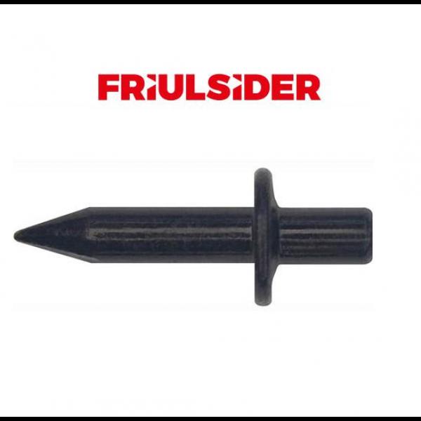 FRIULSIDER CHIODI CHIODO A PERCUSSIONE PER BANDELLA BANDELLE ZINC 4.3x26 200 PZ