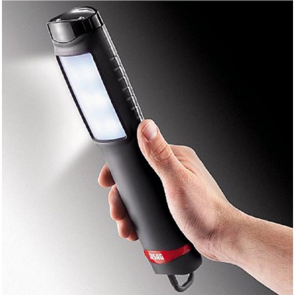 USAG 889 LA LAMPADA DI ISPEZIONE A LED SUPER RESISTENTE RICARICABILE MAGNETICA